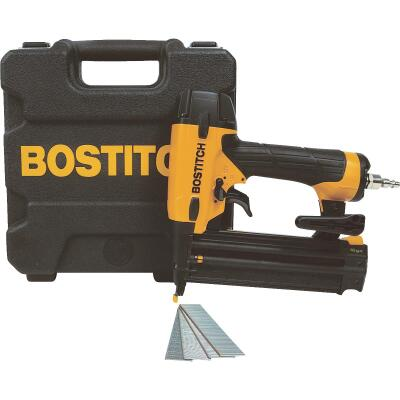 Bostitch 18-Gauge 2-1/8 In. Brad Nailer Kit
